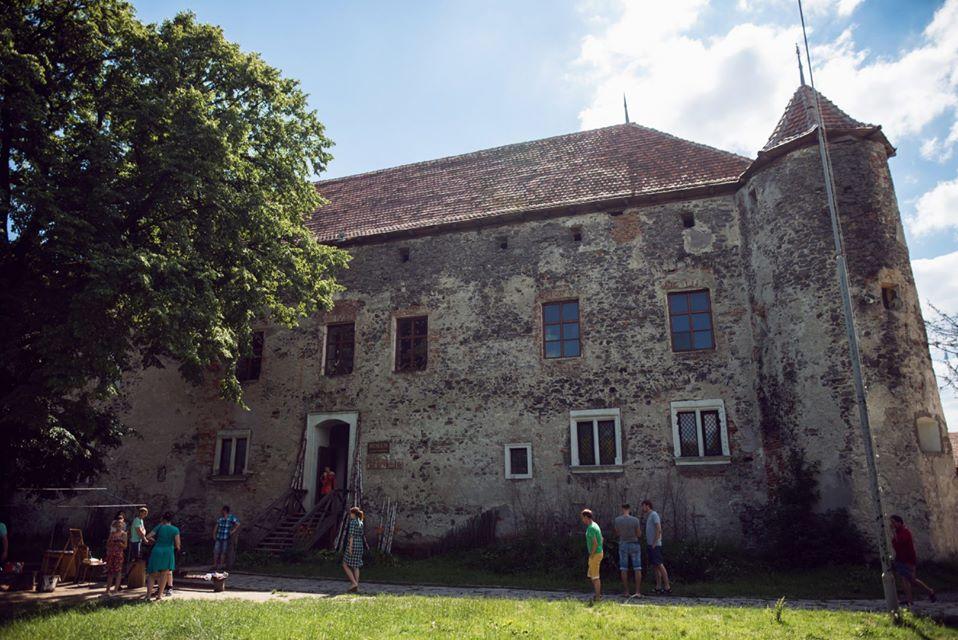 Також відбудеться презентація нової книги - Невицький замок крізь століття.