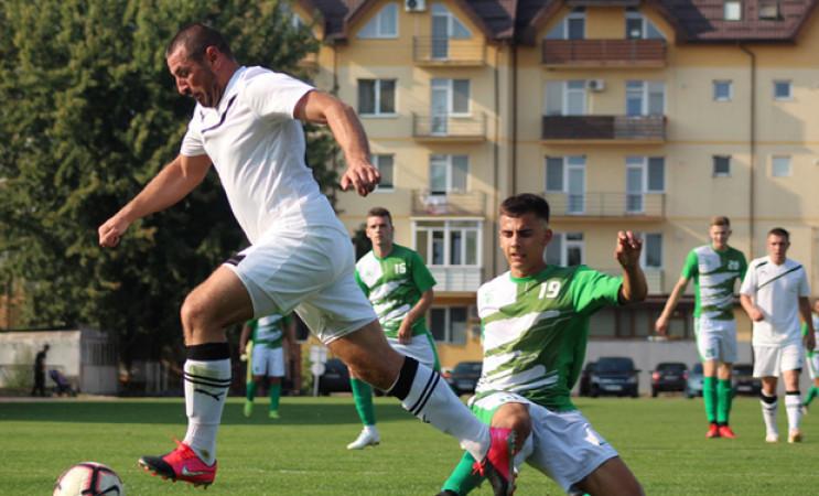 Попри карантин, футбольні баталії стартували. Закарпатські команди борються за першість в обласному чемпіонаті.