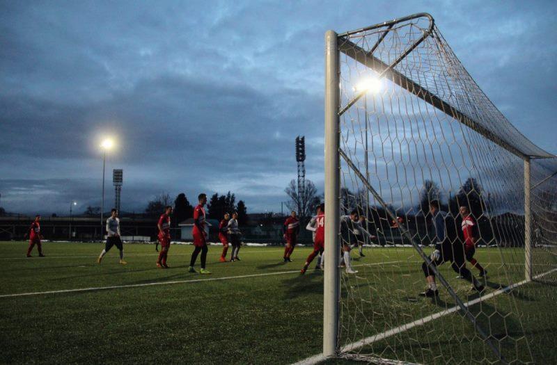 Футбольний клуб «Ужгород» провів перший спаринг-матч у 2021-му році. Суперником став учасник чемпіонату області – ФК «Вільхівці».