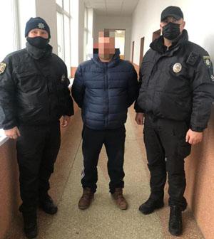 Вчора, 31 січня, близько 21:10 до поліції надійшло повідомлення про грабіж у місті Виноградів.