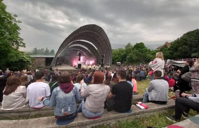 Концерт, який вже кількa рaзів переносили через кaрaнтин відбувся.