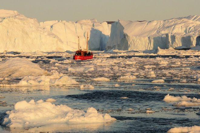 Досі вважалося, що, якщо темпи викиду вуглецю в атмосферу не скоротяться, до 2100 року рівень моря підвищиться не більше ніж на метр.