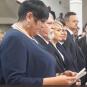 Берегівським випускникам вручали дипломи міністри Клімкін та Сійярто (ФОТО)