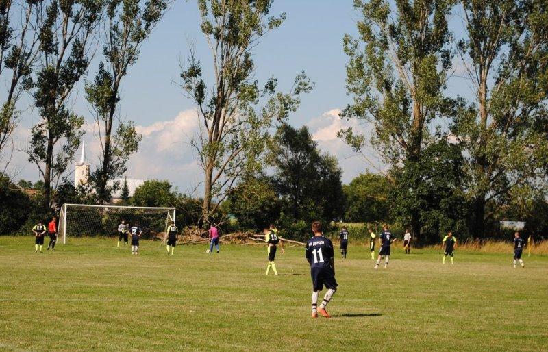 Минулої неділі відбулися поєдинки сьомого туру чемпіонату Мукачівщини з футболу 2020.