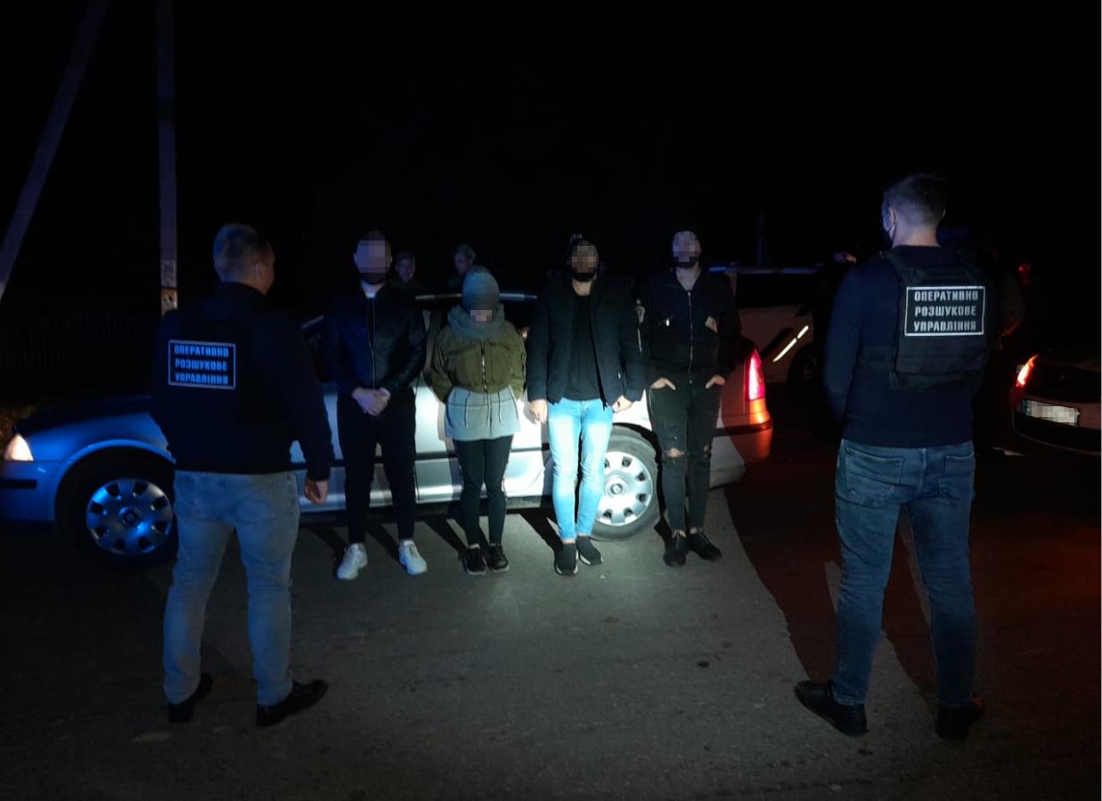 Як вже повідомлялося, восени на ділянці Мукачівського прикордонного загону затримали групу нелегальних мігрантів.