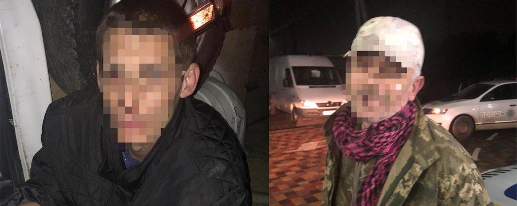 Двох раніше судимих за майнові та наркозлочини ужгородців підозрюють у пограбуванні будинку жителя села Баранинці.