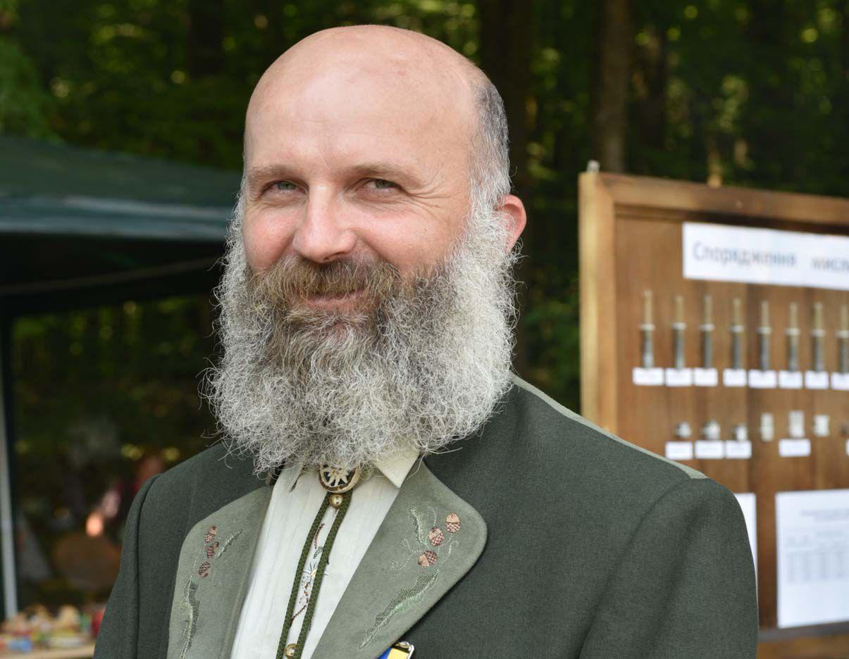 Інтерв'ю заслуженого лісівника України Василя Омеляновича Агія із Закарпатської області.