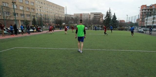 Ужгородський нацуніверситет всіляко підтримує своїх студентів не тільки у навчанні, а й на спортивній ниві