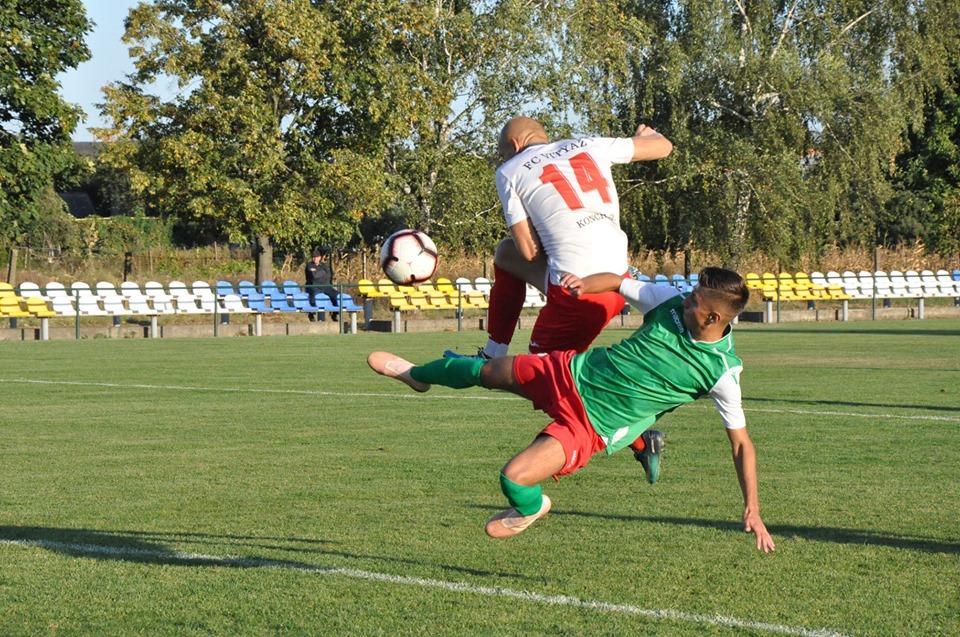 У четвер, 19 вересня, відбулись поєдинки перенесеного 12-го туру у Вищій лізі області.