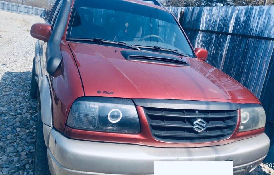 На Івано-Франківщині поліцейські виявили автомобіль, який перебував у розшуку.