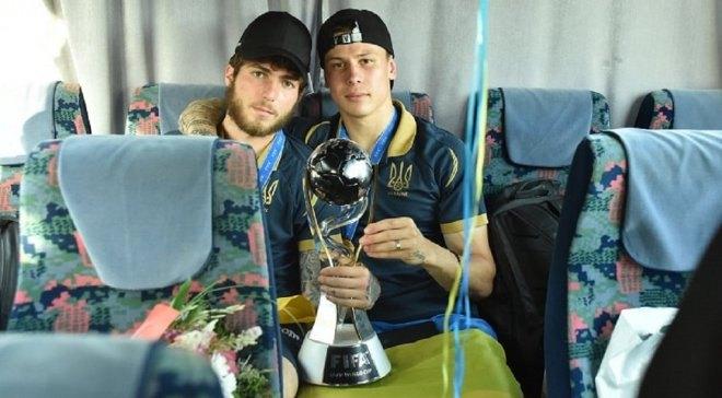 Денис Попов і Георгій Цітаішвілі стали чемпіонами світу U-20.