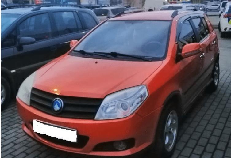 Упродовж години правоохоронці розкрили факт незаконного заволодіння автомобілем марки «Geely МК Crоss», який належить жительці села Мiдяниця Іршавського району.