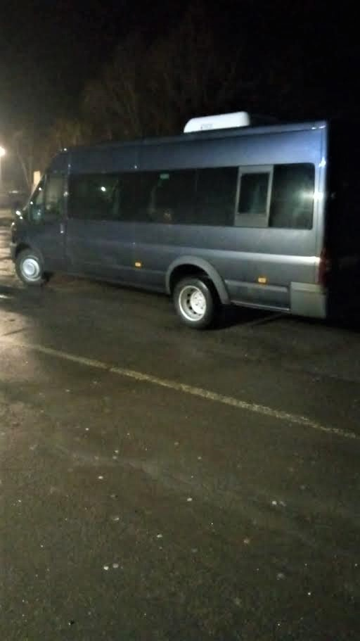 В ту ночь на пограничном пункте Лужанка пограничники мукачевского отряда обнаружили попытку пересечь границу на автомобиле с помощью поддельного свидетельства о регистрации.