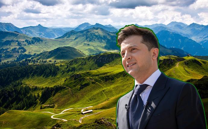 Таку думку озвучив Володимир Зеленський під час прес конференції, присвяченій другій річниці президенства.