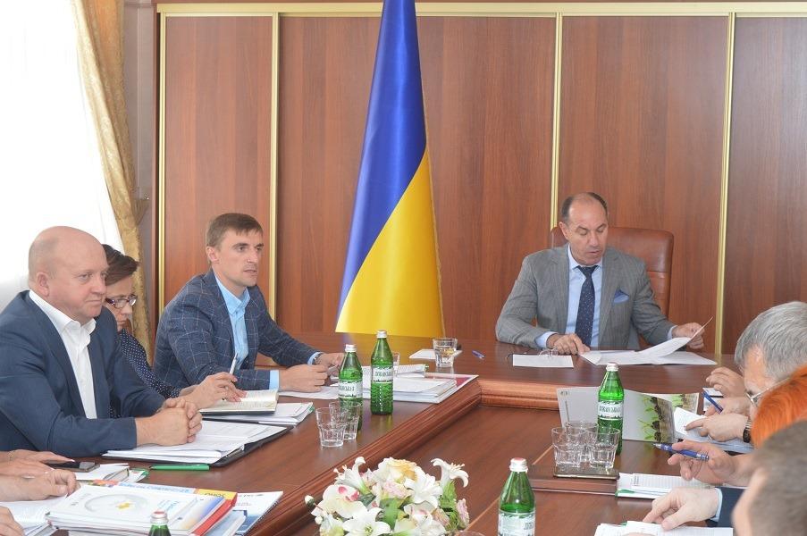 В Ужгороді відбулося засідання Керівного комітету з розроблення регіональної стратегії розвитку області до 2027 року та плану заходів з її реалізації.
