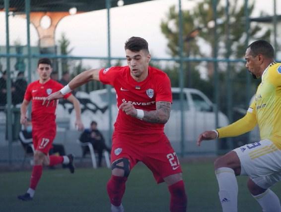 У третьому спарингу в Туреччині наша команда програла 0:3 віце-чемпіонам Словенії – «Марібору».