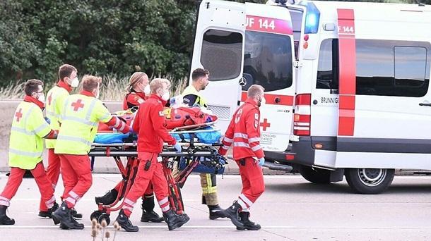 Шестирічний хлопчик помер у лікарні відразу, а його дворічний брат - через кілька годин.