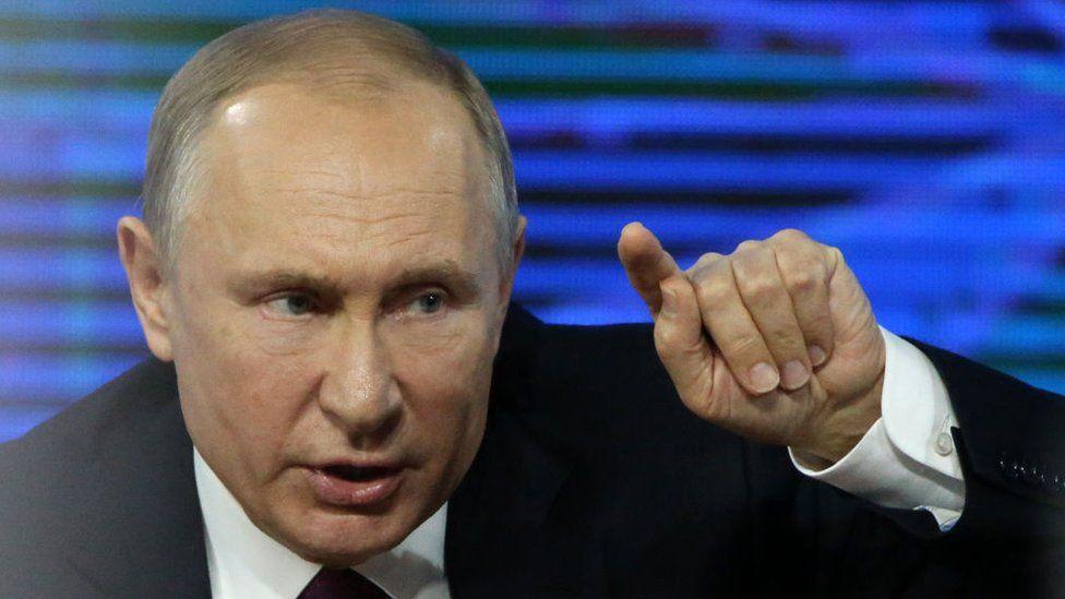 Росіяни й українці - один народ, заявив президент Росії Володимир Путін в інтерв'ю ТАСС.