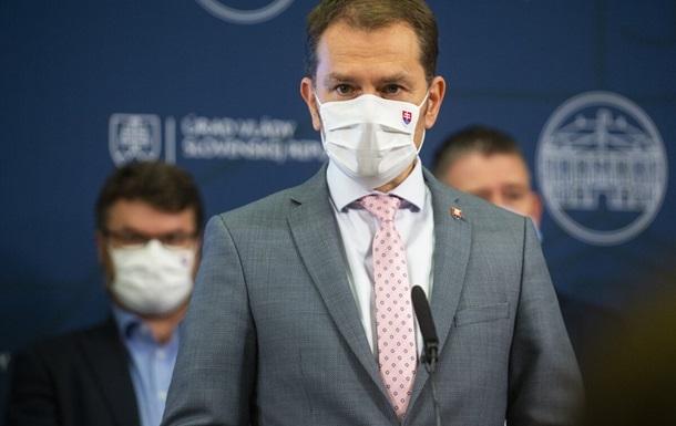 Він не повідомив ніяких подробиць про своє самопочуття, але опублікував скрін свого результату тесту на коронавірус.