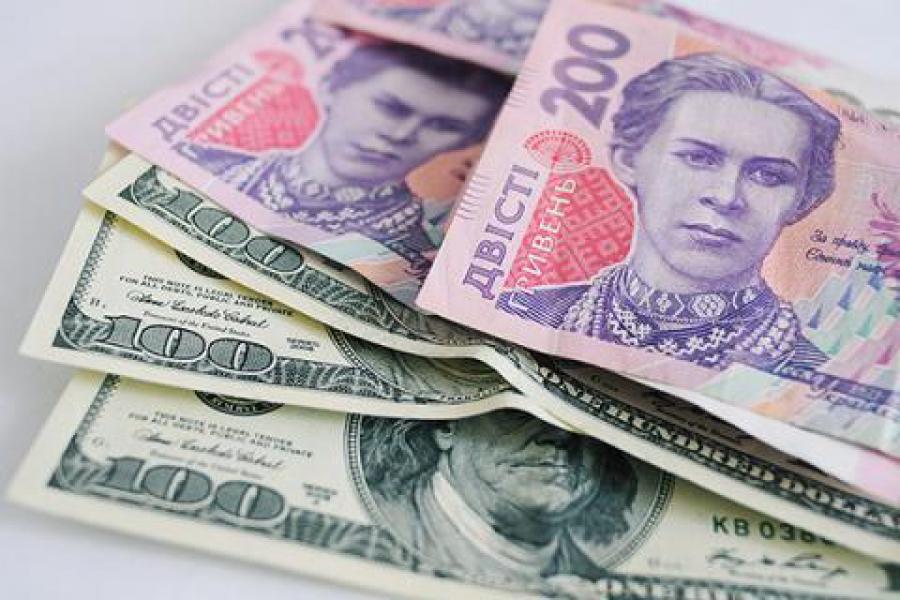 Курс НБУ на15 грудня: долар— 27,41 грн, євро— 32,46 грн