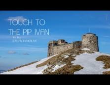 «Touch to the PIP IVAN»: житель Косова відзняв вражаюче відео карпатської гори / ВІДЕО