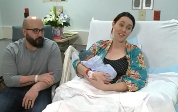 Радіоведуча народила дитину в прямому ефірі