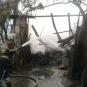 У Львові згорів табір ромів з Закарпаття, яким раніше спалили табір у Києві