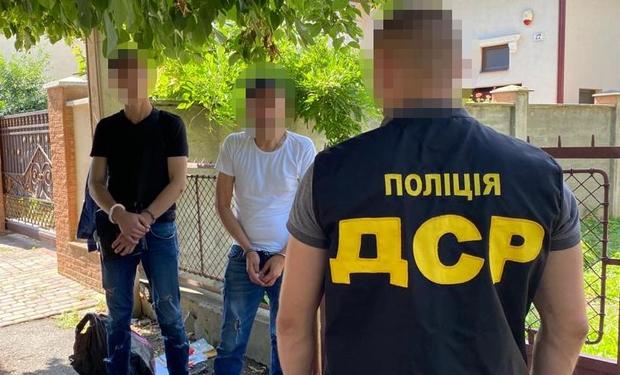 Обкрадали людей по всій західній Україні.