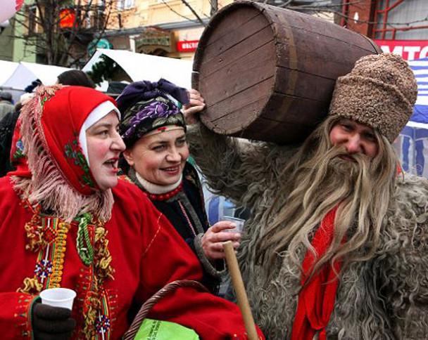 Старий Новий рік + фестиваль «Червене вино - 2 016»