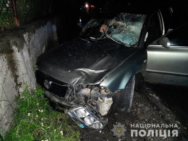 У Костилівці трапилася смертельна ДТП. Авто наїхало на пішохода