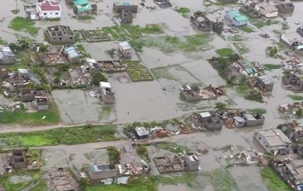 Кількість жертв циклону в Африці перевищила 750