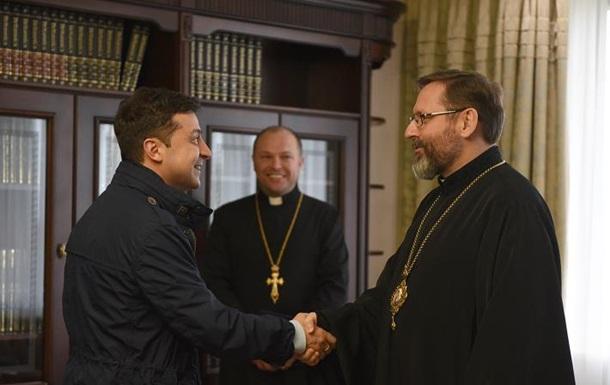 Со стороны властей Украины принято принципиальное решение дать возможность совершать богослужения на Пасху.