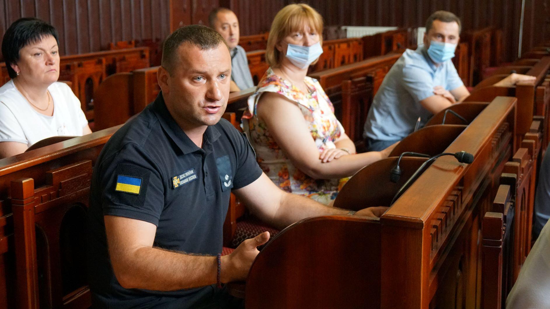 У готелях, мотелях, хостелах та дитячих таборах відпочинку Мукачівської громади перевірять дотримання вимог протипожежної безпеки.