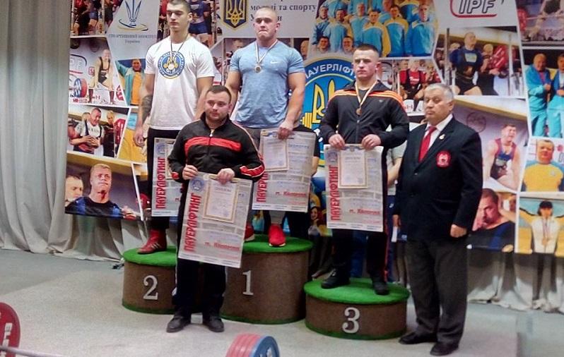 Пауерліфтери УжНУ посіли 9-те місце серед 28-ми вишів України