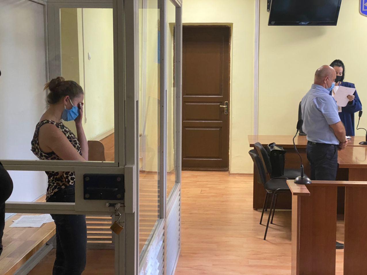 23-летнюю Марию Герман отправили в СИЗО на 60 суток без права внесения залога.
