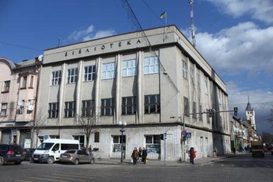Мукачівська міська центральна бібліотека ім.О.Духновича відзначила своє 90-річчя.