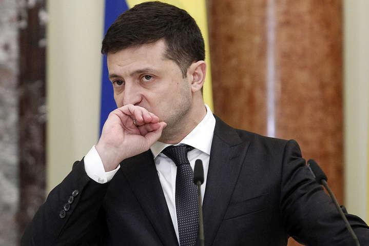 У лютому 2020 року президентові України Володимиру Зеленському довіряли 51,5% громадян.