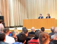 Держсекретар Угорщини презентував другу хвилю кредитів програми Еде Егана для закарпатців / ВІДЕО