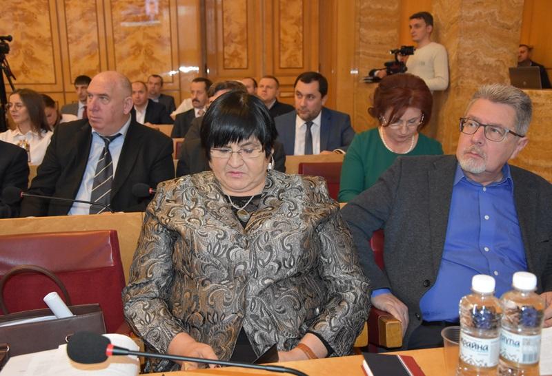 У ході роботи  17-ї сесії облради було подано 19 депутатських запитів із важливих для краю та його жителів питань.