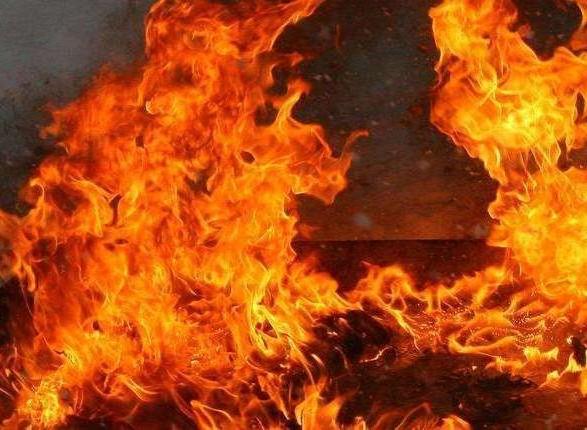 Пожежа в під'їзді багатоповерхового житлового будинку сталася 8 жовтня.