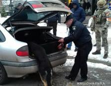 Марихуану та зброю знайшла поліція на підприємстві у селищі Воловець