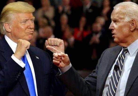 Байден виступив зі зверненням до американської нації, а Дональд Трамп відмовився визнавати поразку.