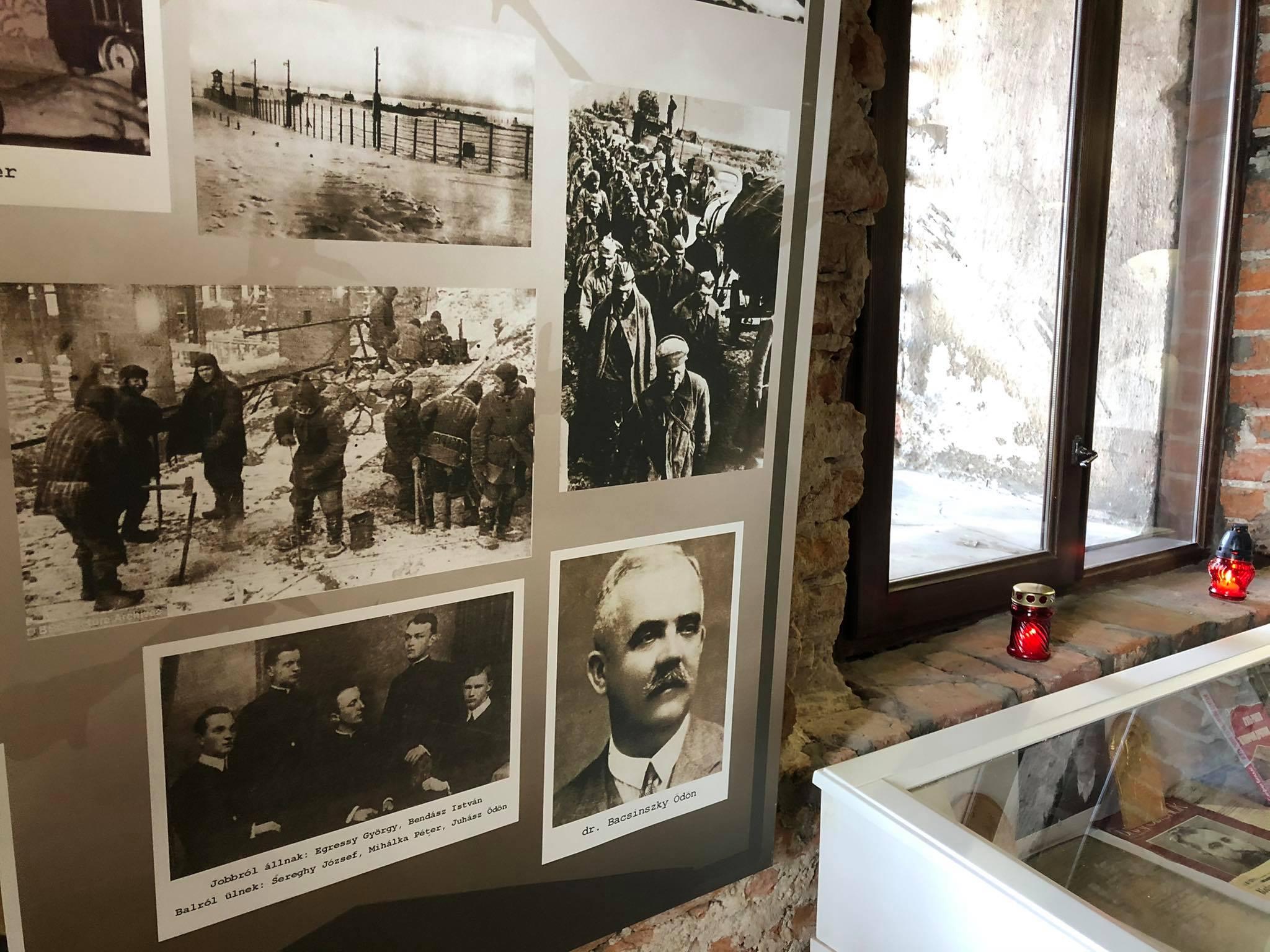В Паланку відкрили експозицію матеріалів пов'язаних з репресіями комуністичного тоталітарного режиму.