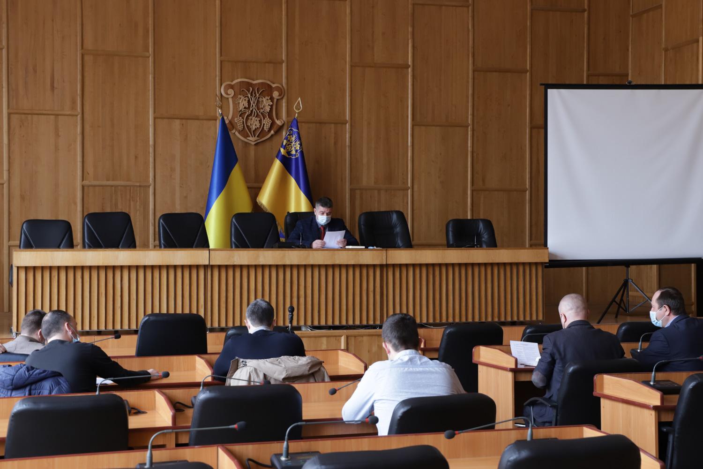 Два засідання комісії з безпеки дорожнього руху та координації роботи автотранспорту провели цього тижня в Ужгородській міській раді.