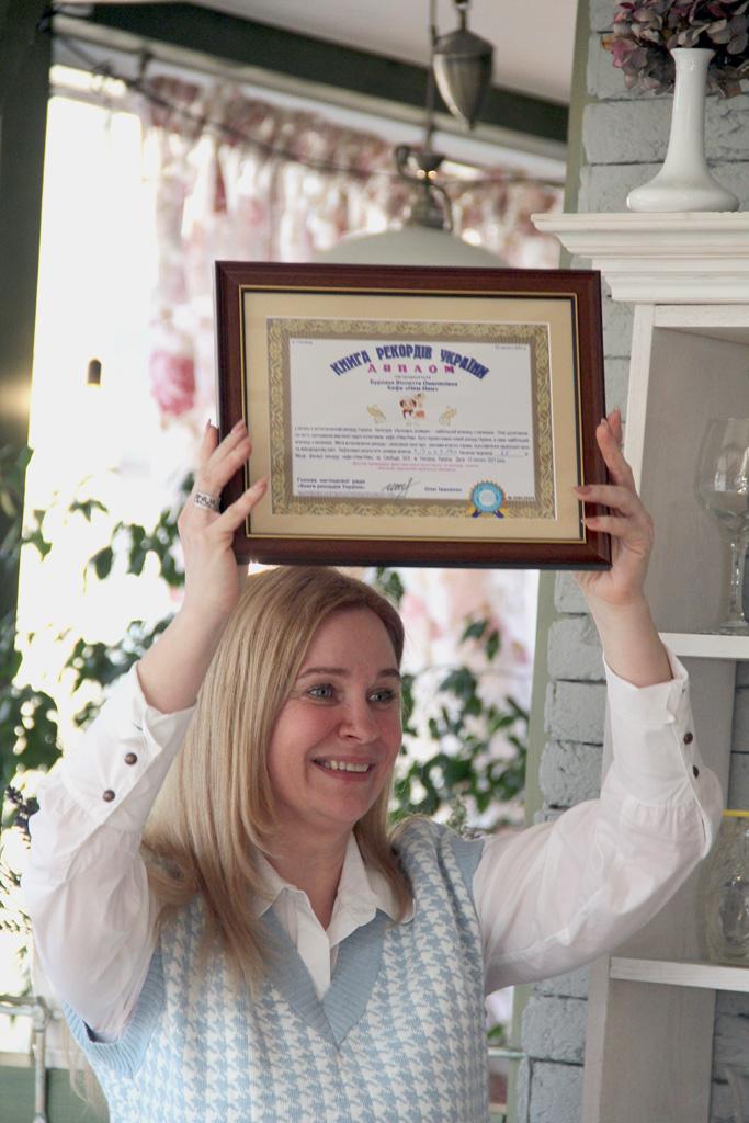 23 лютого в Ужгороді відбулося встановлення рекорду України на найбільший млинець (палачінту).