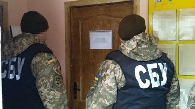 Працівники СБУ проводять обшуки у лідера