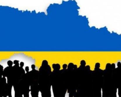 Жителів України з кожним днем все менше