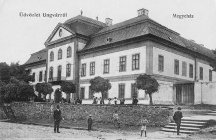 Ужгород та головні події, що відбувалися в ньому до 1945 року