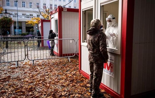 Після завершення масового тестування жителі Словаччини віком від 15 до 65 років, у яких буде негативний результат тесту, зможуть вільно пересуватися країною.