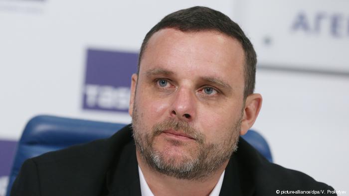 У справі про підпал угорського центру в Ужгороді з'явилося нове ім'я - німецького правоекстремістського журналіста Мануеля Оксенрайтера.